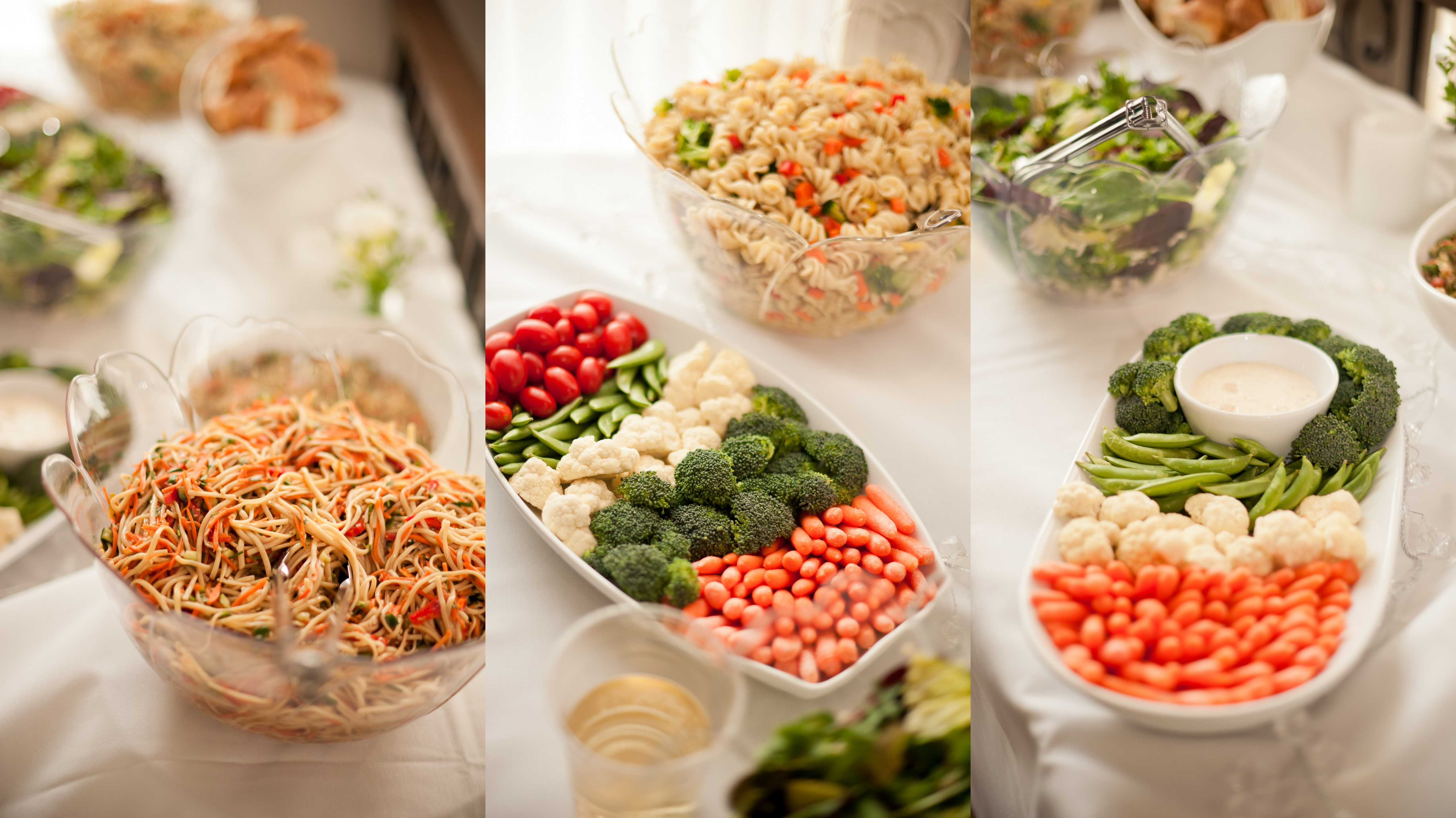 Part Of The Awesome Buffet Spread We Created Images