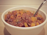 Slow Cooker BeefChili