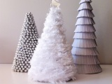 DIY Cereal Box ChristmasTrees