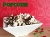 Christmas Candy Popcorn
