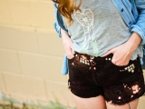 Friday Favorites – On a Monday! DIY Shorts & Cupcakes