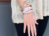 DIY Twig Bracelet