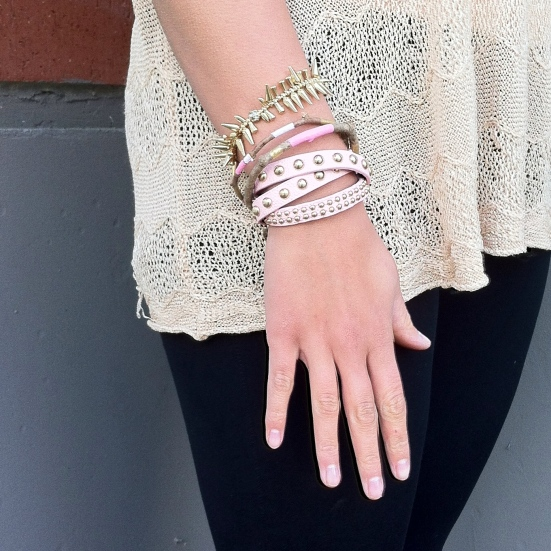 twig bracelet